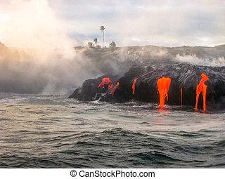 Kilauea Volcano Hawaii