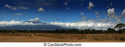 kilimanjaro, 広く