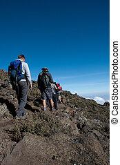 kilimanjaro, trekking