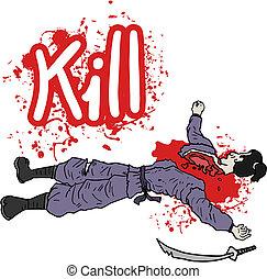 Kill gore