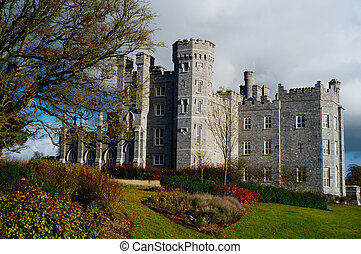 Killeen Castle. Ireland - Killeen Castle in Ireland.
