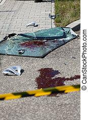 Killing accident area