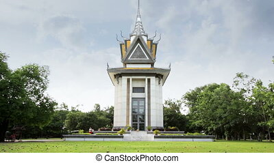 Killing Field National Monument, Cambodia