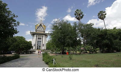 Killing Field National Monument, Cambodia