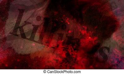 Killings Horror Background w Woman - Killings Horror...