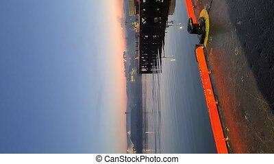 Killybegs, County Donegal, is the most important fishing port in Ireland.