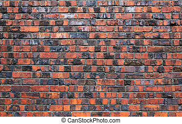 Kilnker brick wall