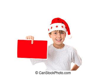 kind, weihnachten, zeichen
