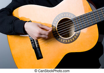 Alles Uber Gitarre Spielen