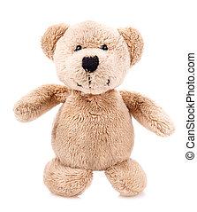 kinder, spielzeug, teddybär