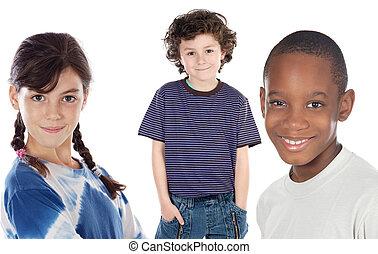 kinderen, adorables