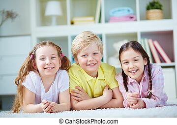 kinderen, groep
