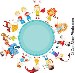 kinderen, horoscoop