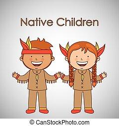 kinderen, worlddesign