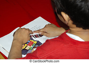 kindergarden, felolvasás