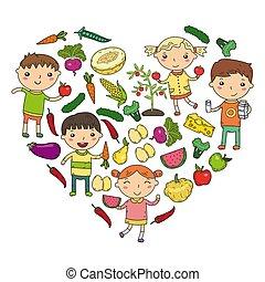 Gesunde Ernährung Bei Kindern Clipart Hylen Maddawards Com