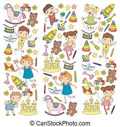 kindergarten preschool template learning study kindergarten
