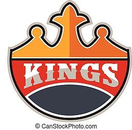 King Crown Kings Retro