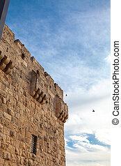 King David Citadel Jerusalem, Israel.