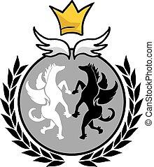 King icon medieval