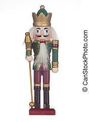 King Nutcracker Soldier