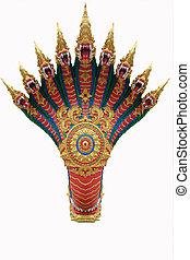 King of Nagas nine Head