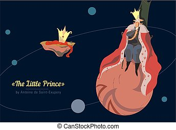 King. The little prince.