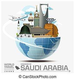 Kingdom Of Saudi Arabia Landmark Global Travel And Journey...
