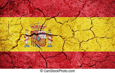 Kingdom of Spain flag