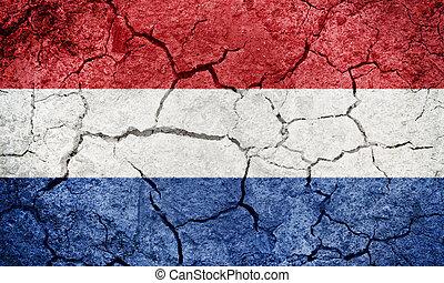 Kingdom of the Netherlands flag