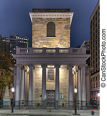 King's Chapel - Boston, Massachusetts