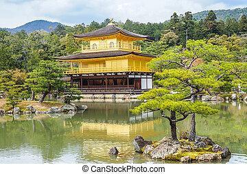 Kinkakuji Temple of the Golden Pavilion