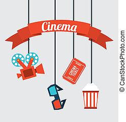 kino, ikony