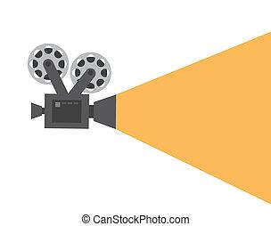 kino, projektować