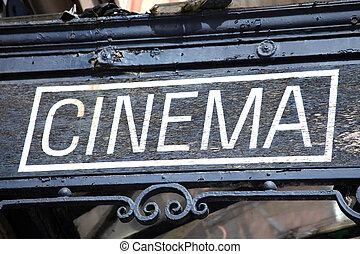 kino, znak