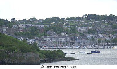 Kinsale Harbor, County Cork, Ireland - Native Version -...