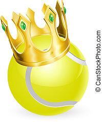 király, tenisz
