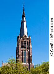 kirche, eindhoven, str., niederlande, george