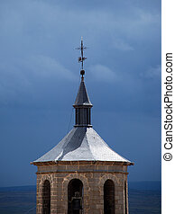 Kirche, Kuppel, mittelalterlich