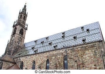 kirche spitzturm