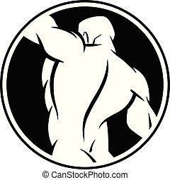 kiropraktor, ikon