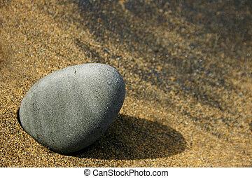 kiselsten strand