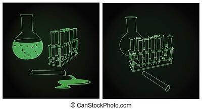 kit, laboratorio