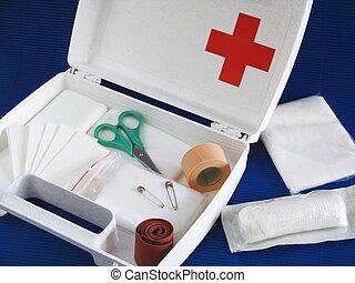 kit premiers secours