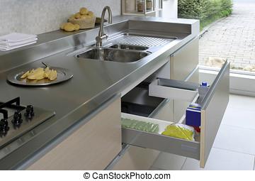 kitche drawer