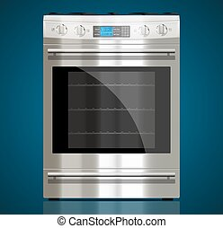 Kitchen appliances - Gas stove