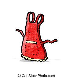 kitchen apron cartoon