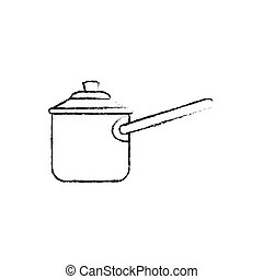 Kitchen cooker pressure