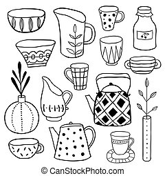 Kitchen cooking elements