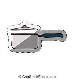 Kitchen cooking utensil icon vector illustration graphic ...